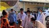NGUY HIỂM! Xuất hiện bệnh lạ tại biên giới Campuchia-Thái Lan, chưa xác định được nguyên nhân