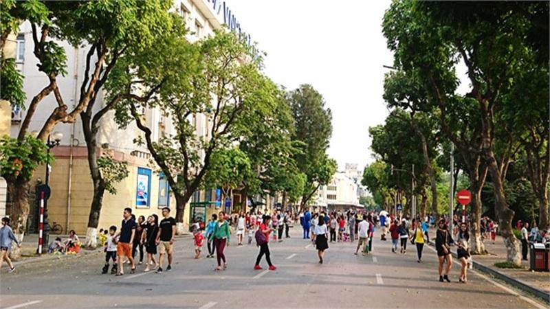 Hà Nội: Chính thức tạm dừng tổ chức các lễ hội và các hoạt động tập trung đông người tại phố đi bộ