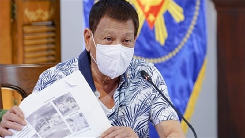 Tổng thống Duterte tình nguyện thử vaccine COVID-19 của Nga