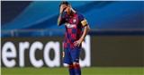 4 năm chỉ toàn đau khổ của Messi và Barcelona tại Champions League