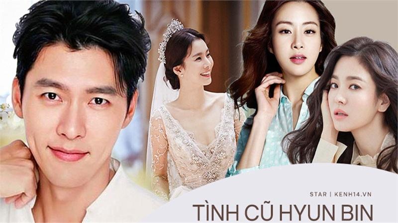 'Tập thể người yêu cũ' từ Song Hye Kyo đến Kang Sora kết hôn hết lượt, bao giờ Hyun Bin mới được sắm vai chú rể?
