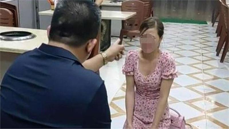 Lời kể uất nghẹn của cô gái bị chủ quán nướng bắt quỳ gối xin lỗi vì dám 'bóc phốt' đồ ăn có sán: 'Tôi đang rất sợ hãi, không muốn gặp bất kỳ ai'