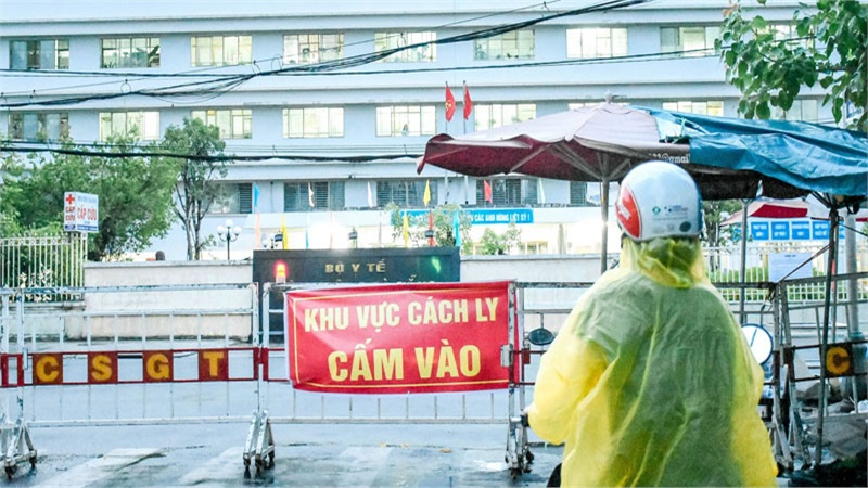 Thêm 2 ca nhiễm Covid-19 mới ở Đà Nẵng và Hà Nội