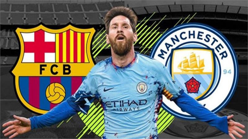 Nóng: Barcelona đồng ý bán Messi cho Man City