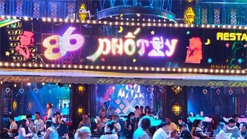 TP HCM: Quán bar, vũ trường mở cửa trở lại từ 18h ngày 7/9