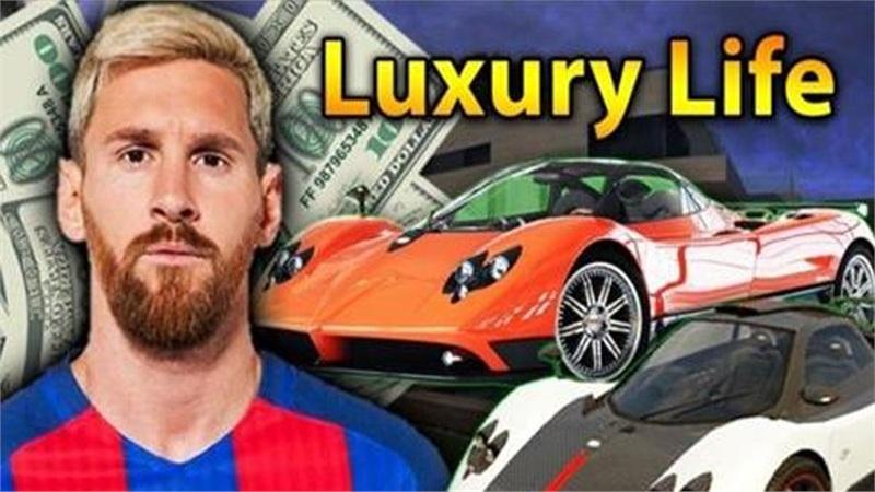 Messi nối gót Ronaldo, trở thành tỷ phú bóng đá thứ hai trên thế giới