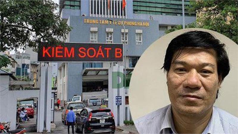 'Thổi giá' máy xét nghiệm Covid-19 ở CDC Hà Nội: VKSND Tối cao hủy quyết định khởi tố 1 Giám đốc