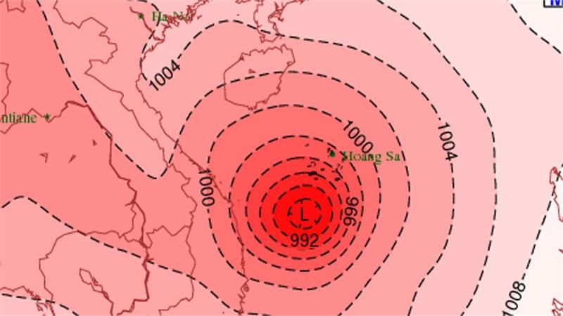 Thông tin mới nhất về đợt gió mùa Đông Bắc đang tràn xuống
