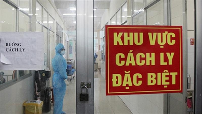 Thêm 5 ca mắc mới COVID-19 là người nhập cảnh từ Pháp, Việt Nam có 1.074 bệnh nhân