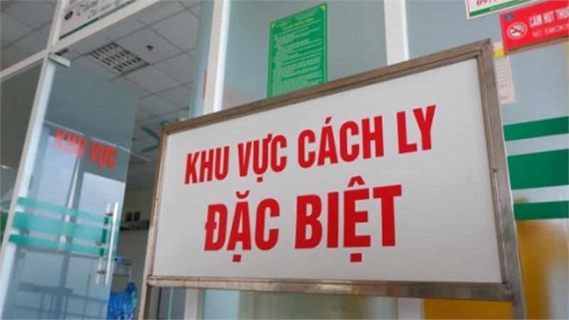 Thêm 3 ca mắc mới COVID-19 là người nhập cảnh, Việt Nam có 1.077 bệnh nhân