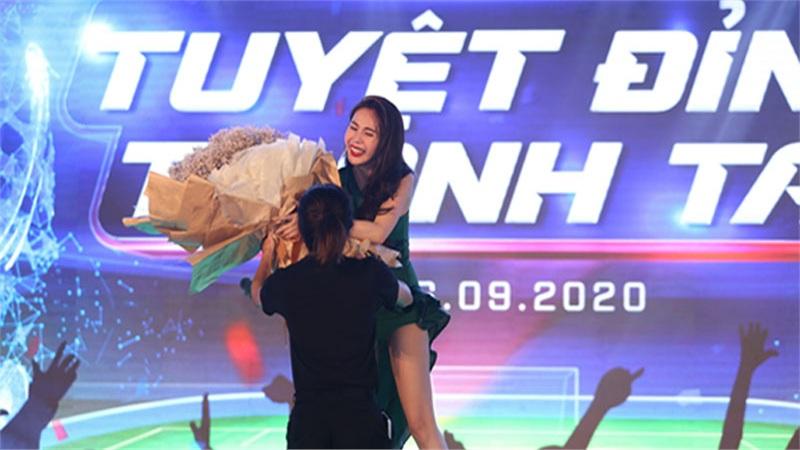 Thủy Tiên, MLee và Big Daddy thổi bùng sức nóng trên sân khấu tại sự kiện dành riêng cho fan Barca Tp. Hồ Chí Minh