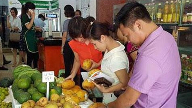 Hà Nội bố trí 28 điểm bán hàng cho các địa phương trong dịp Tết Nguyên đán 2021