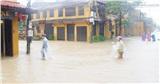 Quảng Nam: Vỡ đập thủy lợi, nhiều ha hoa màu của dân ngập nước