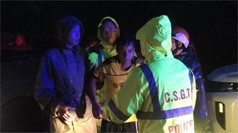 Vụ thủy điện Rào Trăng 3: 13 người mất liên lạc ngay sau tiếng nổ lớn lúc 0 giờ