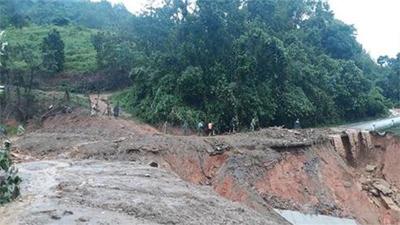 Quảng Trị: Một Công an xã hy sinh, 4 người mất liên lạc, khi đi tìm kiếm nhóm 7 người mất tích