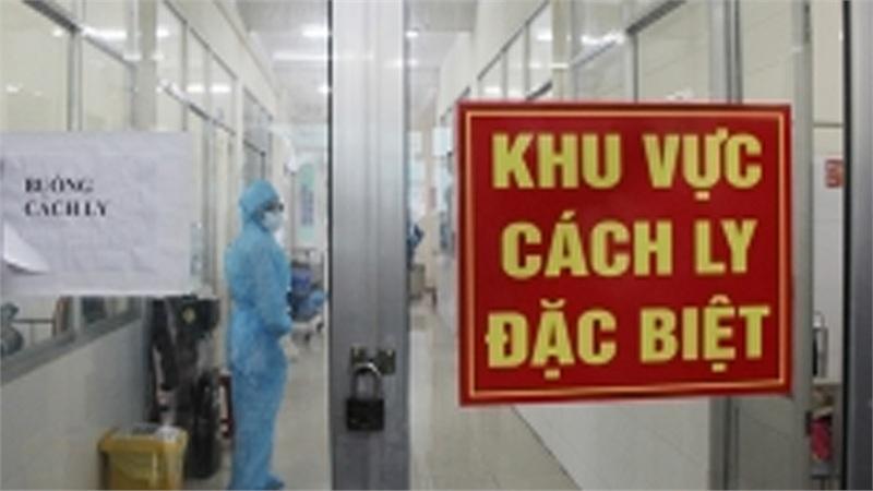 Thêm 8 ca mắc COVID-19 là người nhập cảnh, Việt Nam có 1.168 bệnh nhân