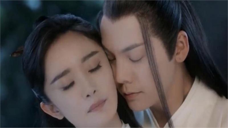 Dương Mịch tình tứ cùng Trần Vỹ Đình trong trailer 'Hộc Châu phu nhân'