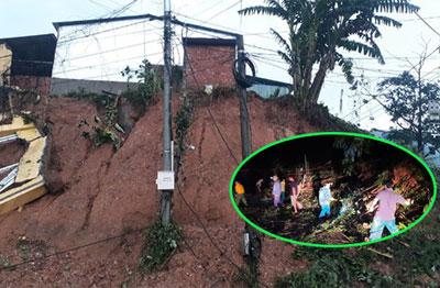 [CẬP NHẬT] SẠT LỞ Ở QUẢNG NAM: Tìm thấy 16 thi thể, 2 cán bộ xã bị vùi lấp