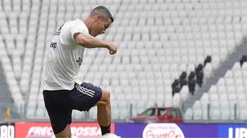 Âm tính với SARS-CoV-2, Ronaldo chuẩn bị tái xuất