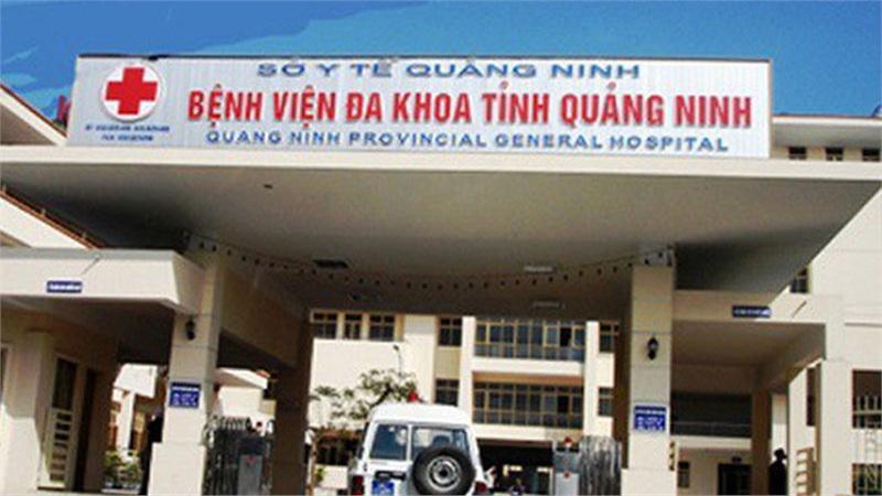 Điều trị cho ca nghi nhiễm COVID-19, cách ly Khoa hồi sức cấp cứu BV Đa khoa tỉnh Quảng Ninh