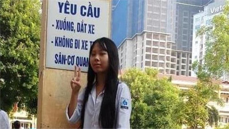 Nữ sinh lớp 12 ở Hà Nội 'mất tích' bí ẩn giữa đêm