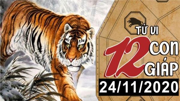 Tử vi thứ 3 ngày 24/11/2020 của 12 con giáp: Sửu dễ hao tài tốn, Dần tài chính khởi sắc