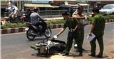 Thanh niên 23 tuổi bị tạt axit khi đi chơi với bạn gái ở Sài Gòn