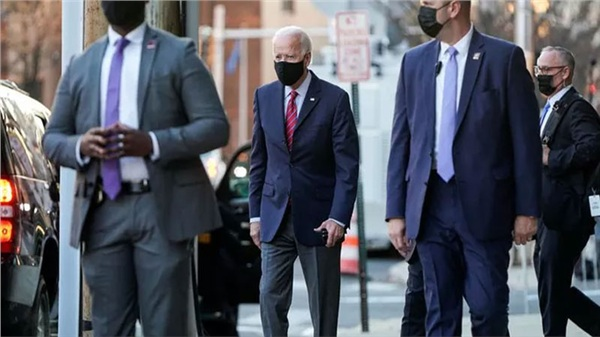 Ông Biden chính thức được chuyển giao quyền lực
