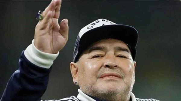 Sốc: Huyền thoại Diego Maradona qua đời