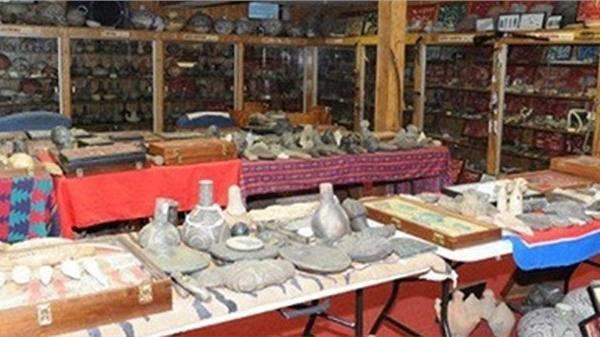 Mỹ phát hiện kho cổ vật đánh cắp từ 200 nước
