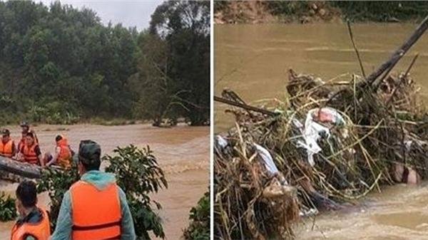 Vụ du khách bị lũ cuốn trôi ở Lâm Đồng: Đã tìm thấy thi thể còn lại