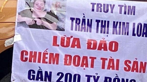 Vì sao vợ nguyên Giám đốc sở Nội vụ tỉnh Bà Rịa-Vũng Tàu bị bắt?