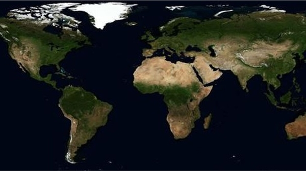 Hàng loạt lục địa Trái Đất đã tan vỡ, tạo ra sự sống
