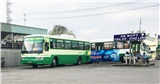 Tm hành khách trên 2 tuyến xe buýt Long An - TP HCM có nữ sinh viên tiếp xúc gần với BN 1349