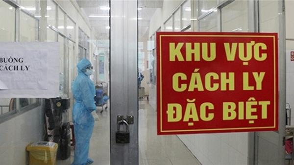 Chiều 31/12, thêm 9 ca mắc COVID-19 ở Hải Dương, Bình Dương, TP. Hồ Chí Minh và Hà Nội