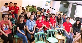 Văn hóa làm việc khơi gợi cảm hứng tại Đồng Hồ Hải Triều