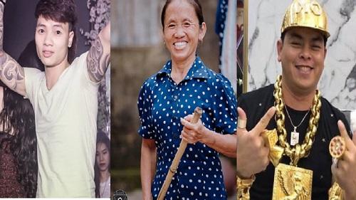 Bà Tân Vlog, Khá Bảnh, Phúc XO lọt top 10 nhân vật được tìm kiếm tại Việt Nam năm 2019