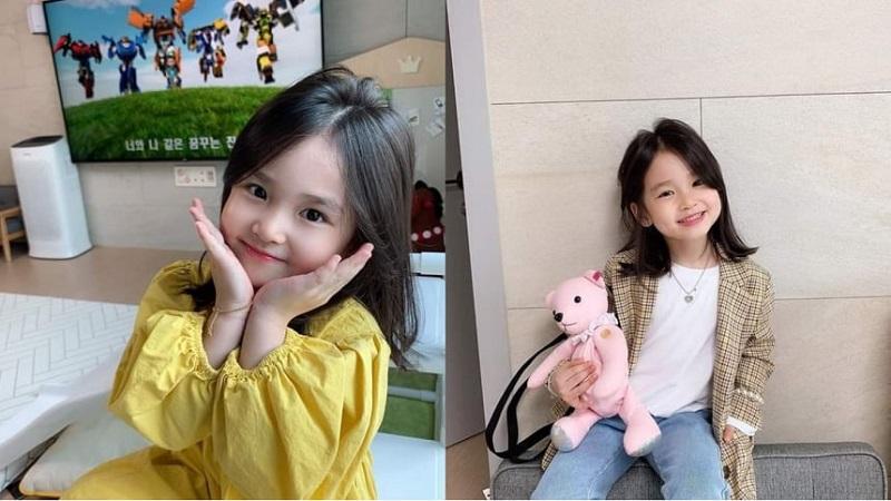 Cô bé Hàn Quốc 'gây thương nhớ' cực mạnh với vẻ ngoài xinh xắn và tài phối đồ 'chất' như Fashionista