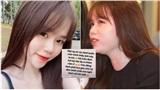 Bị dân mạng 'soi' ảnh trên mạng khác xa ngoài đời, bạn gái Quang Hải trần tình: Vì trốn dịch nên có... 2 cằm!