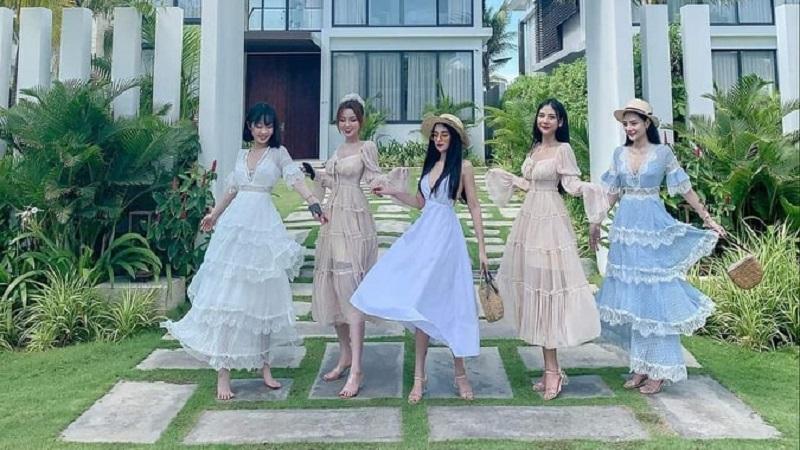 Hội bạn thân Sài Gòn đẹp như siêu mẫu, cùng nhau nỗ lực để trở thành phiên bản tốt nhất của chính mình