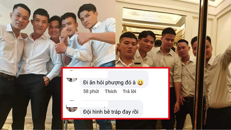 Dàn bạn thân 'nối khố' của Công Phượng tề tựu ở Sài Gòn, diện sơ mi trắng chỉn chu sẵn sàng dự đám hỏi?