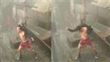 Clip: Người đàn ông 'biểu diễn' hô mưa gọi gió giữa cơn bão số 9 nhận gạch đá của cộng đồng mạng