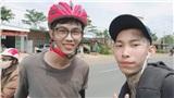 Cuộc hội ngộ thú vị: Chàng trai đi bộ gặp chàng trai đạp xe trên hành trình từ Sài Gòn chinh phục Đà Lạt