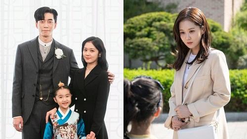 Cameo đặc biệt ngay tập mở màn 'V.I.P': Công chúa nhỏ của 'Hoàng hậu cuối cùng' xuất hiện để ủng hộ 'mẹ kế' Jang Nara
