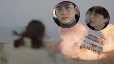 'Tiên tri thần thám' tập 21 - 22: Taecyeon 'nghĩ quẩn', cùng bác sĩ sát nhân tự sát ngay trước mắt người yêu