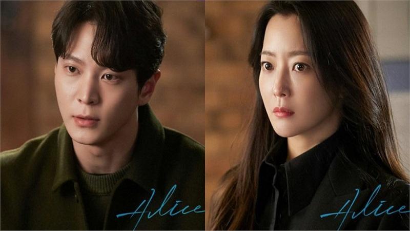 'Xứ sở Alice' mở đầu siêu 'hack não': Kim Hee Sun du hành thời gian như đi chợ, Joo Won vào vai thiên tài 'vô tâm'