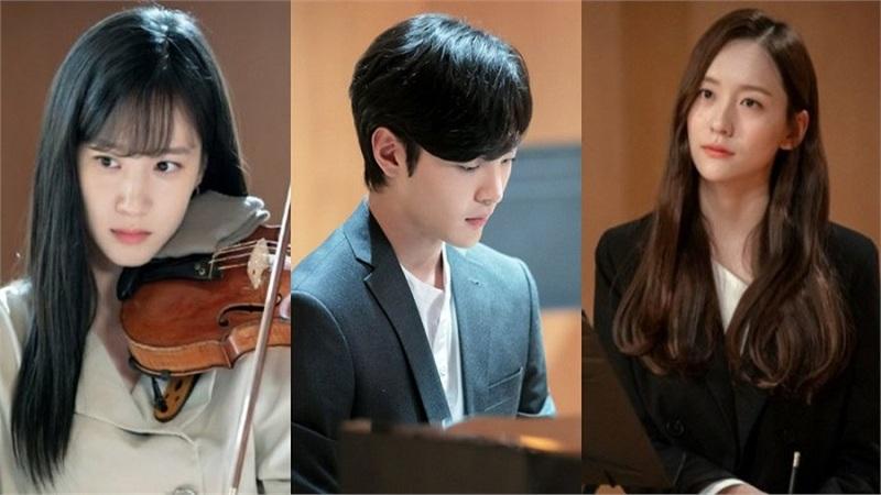 'Anh có thích Brahms?' tập 13 – 14: Kim Min Jae cần thời gian để quên 'tình đầu', Park Eun Bin đồng ý chờ đợi nhưng không biết phải chờ đến bao giờ