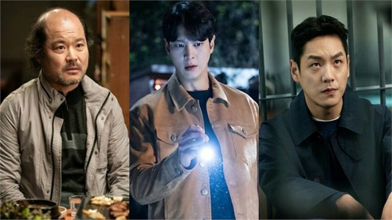'Xứ sở Alice' tập 19 - 20: Joo Won bị đẩy vào 'thế bí' khi cả bố ruột và bố nuôi đều là nghi phạm giết người, Kim Hee Sun mắc bệnh truyền nhiễm vì du hành thời gian