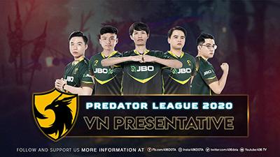 496 Gaming trở thành đại diện duy nhất Việt Nam tham dự Asia Pacific Predator League 2020