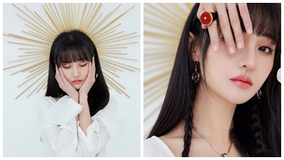 Xuất hiện sau tin đồn chia tay bạn trai, Trịnh Sảng thần thái ngút ngàn khi hóa thân thành 'nữ thần mặt trời'